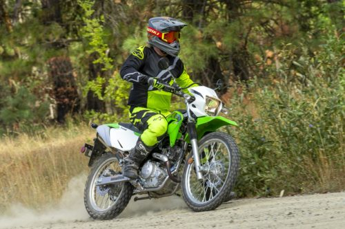2020 KAWASAKI KLX230 REVIEW: NEW DUAL-SPORT (14 FAST FACTS)