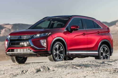 2020 Mitsubishi Eclipse Cross Review