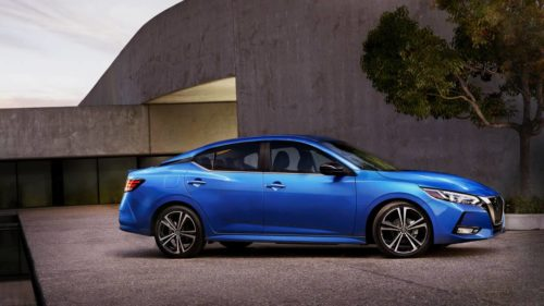 All-new 2020 Nissan Sentra is larger and more comfortable