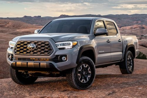 2020 Toyota Tacoma vs. 2020 Nissan Frontier: Which Is Better?