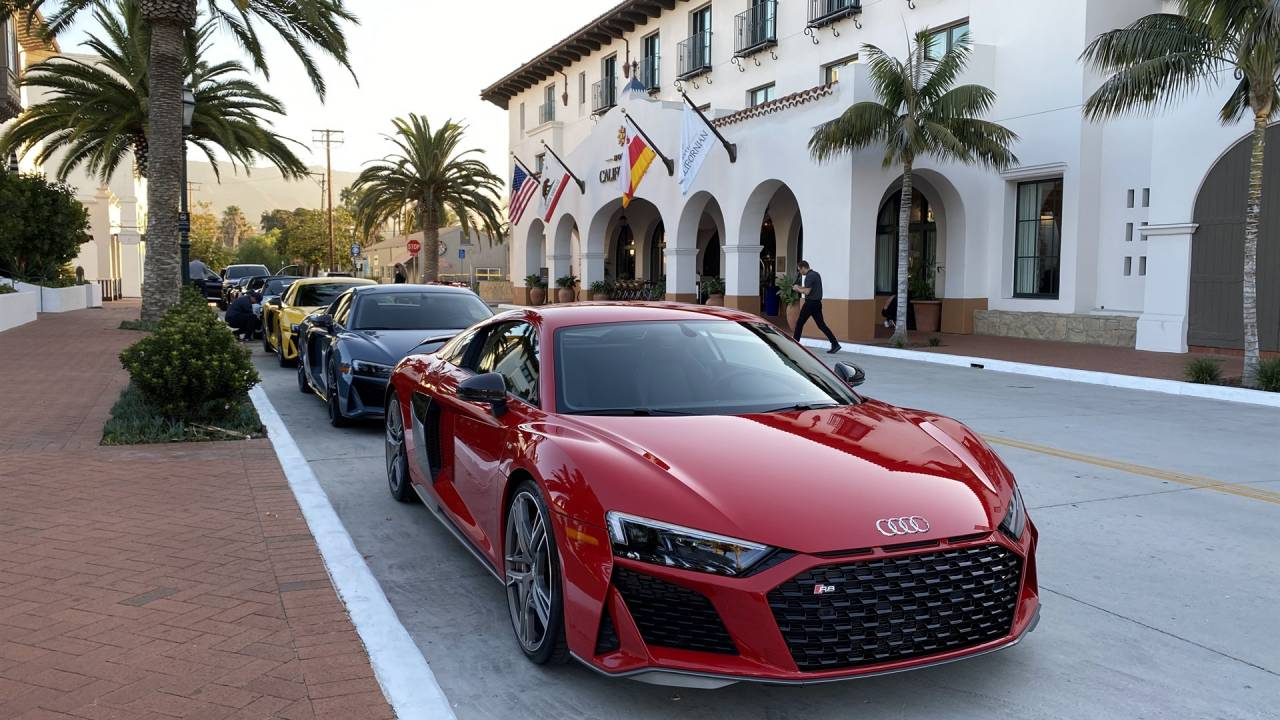 2020 Audi R8 V10 Performance Coupe and Spyder First Drive Review- A fast goodbye