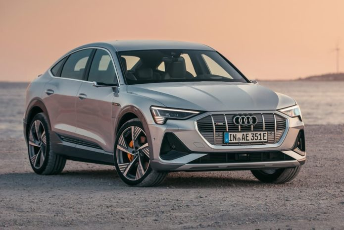 LA MOTOR SHOW: Audi e-tron Sportback breaks cover