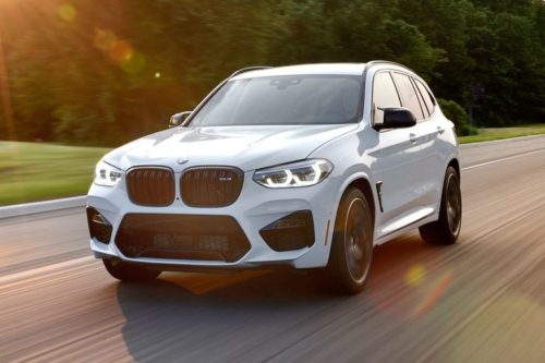 2020 BMW X3 M Competition review