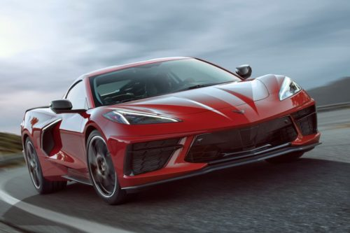 2020 Chevrolet Corvette the quickest ever
