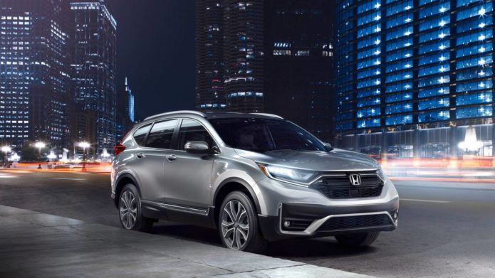 2020 Honda CR-V gains LX powertrain and new tech