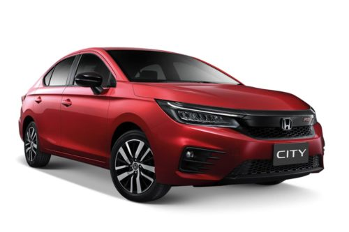 New Honda City revealed