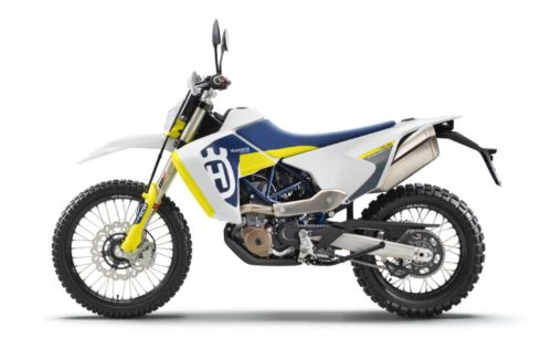 2020 HUSQVARNA 701 ENDURO LR (LONG RANGE) FIRST LOOK: 9 FAST FACTS