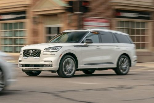 2020 Lincoln Aviator Grand Touring Is Too Much of a Good Thing