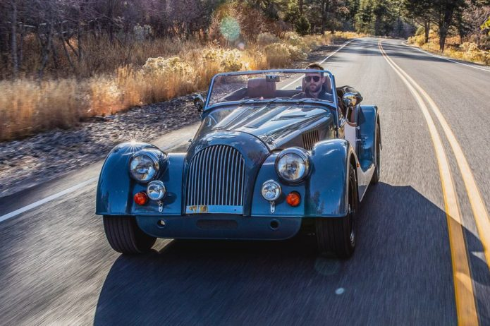 2020 Morgan Plus 4 Is the Same as It Ever Was