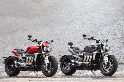 2020 TRIUMPH ROCKET 3 R & GT REVIEW: 19 FAST FACTS