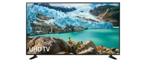 Samsung UE43RU7020 4K TV review