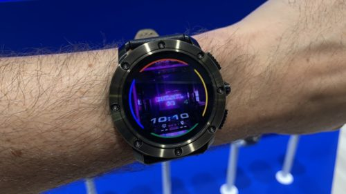 Diesel On Axial review: A bold design for Wear OS