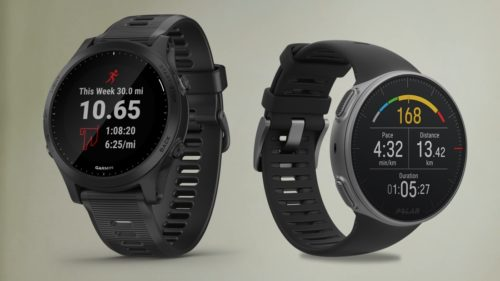 Garmin Forerunner 945 vs Polar Vantage V: Top running watches compared