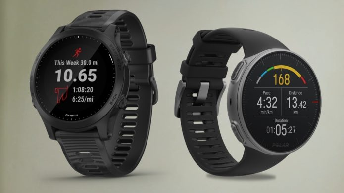 Garmin Forerunner 945 vs Polar Vantage V: Top running watches compared