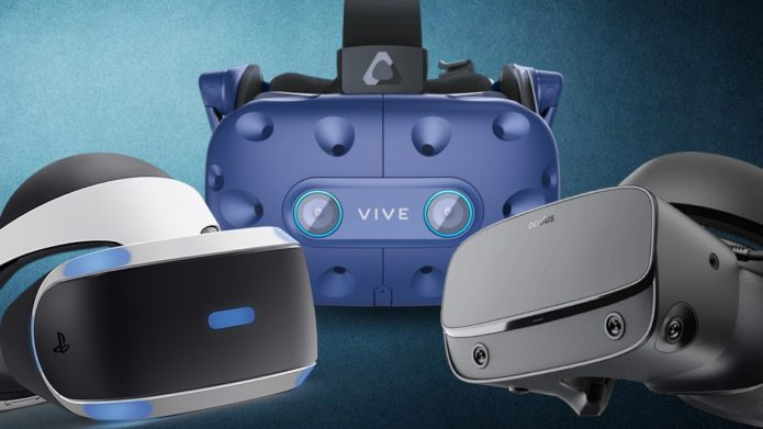 Best VR headsets in 2019: Standalone and PC-ready picks from Oculus, HTC and more