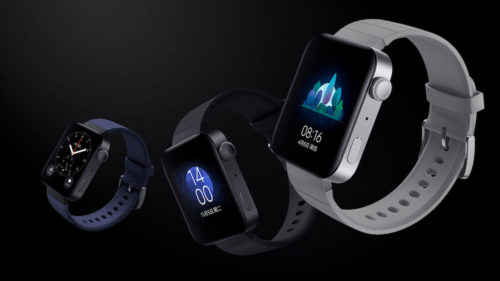 Xiaomi's Apple Watch copycat points to a brighter future for Google's Wear OS