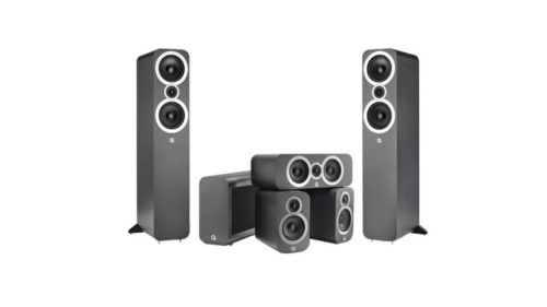 Q Acoustics 3050i 5.1 Cinema Pack review