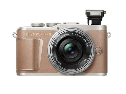 The Olympus PEN E-PL10 could be a stylish step-up for any smartphone photographer