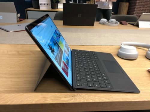 The Surface Pro X is more repairable than most