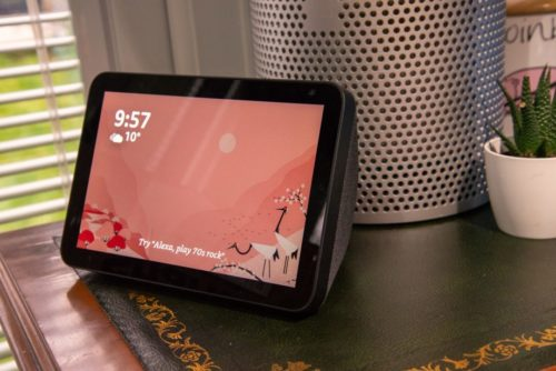 Amazon Echo Show 8 vs. Google Nest Hub