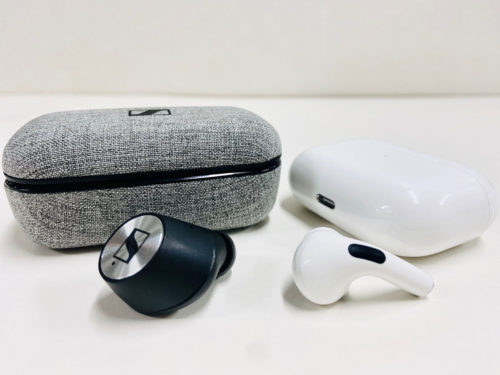 Apple AirPods Pro vs Sennheiser Momentum True Wireless Review