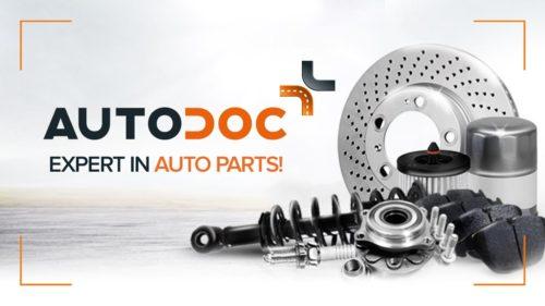AUTODOC EXPERT IN AUTO PARTS!