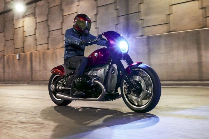 BMW CONCEPT R 18 /2 FIRST LOOK: BOXER CRUISER NEARING PRODUCTION