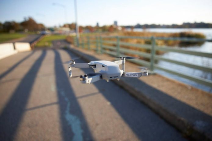 DJI Mavic Mini - Finally, a Drone That's City Friendly