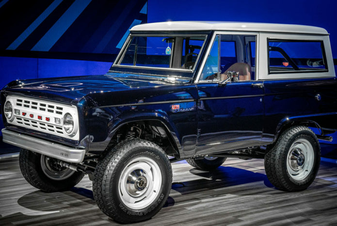 The Best Ford Bronco We've Ever Seen Has the GT500's V8 (and the Perfect Owner)