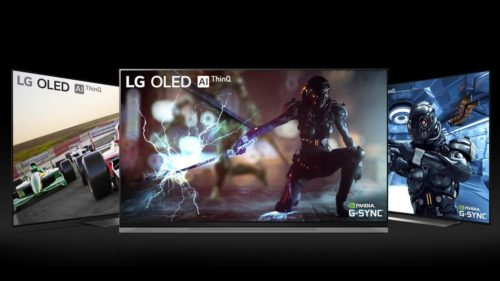 LG OLED TV G-SYNC update wants to level up living room gaming