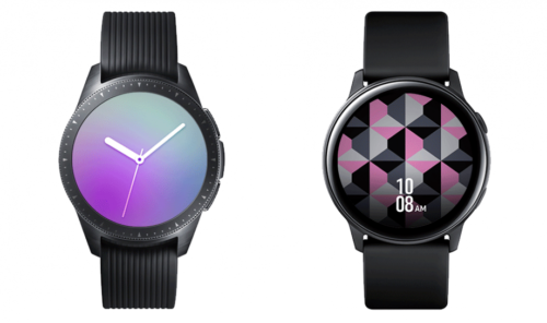 The Galaxy Watch and Watch Active are about to get a huge upgrade