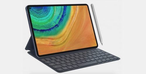 Huawei MatePad Pro leak shows off brazen iPad Pro-like design