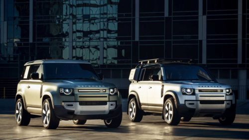 The 2020 Land Rover Defender is pitch-perfect