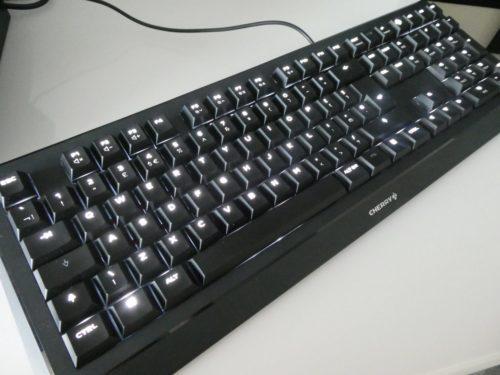 Cherry MX Board 1.0 Keyboard Review