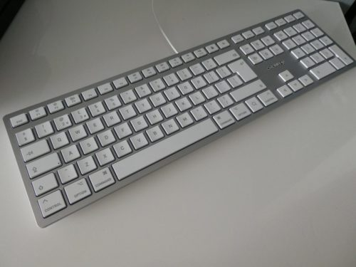 Cherry KC 6000 Slim For Mac Review