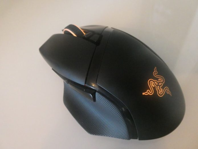 Razer Basilisk Ultimate Mouse Review