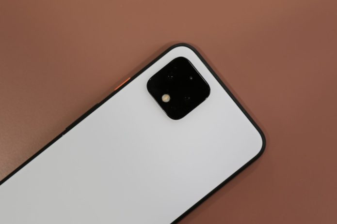 Google disabled Pixel 4 USB-C video output in the source code