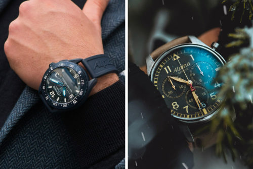 A Rundown of the Futuristic and Heritage Watches of Alpina