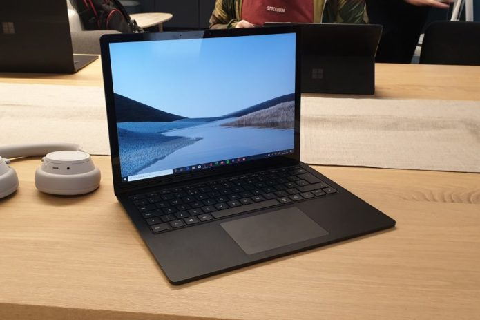 Surface Laptop 3 13 Review