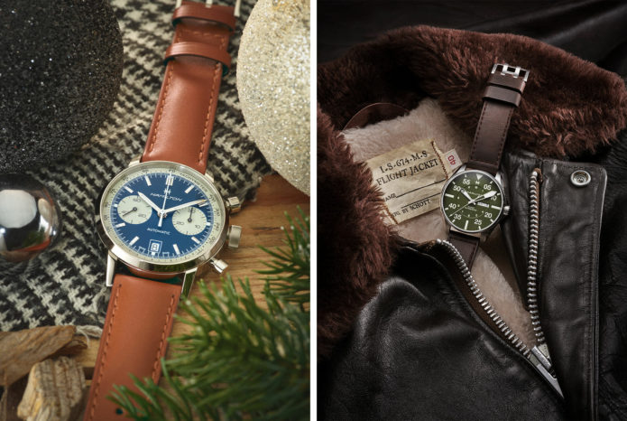 These Hamilton Watches Make Perfect Holiday Gifts