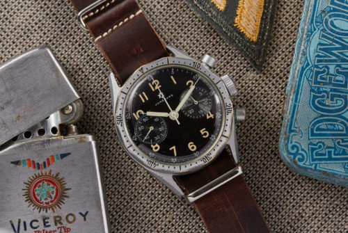 Three Vintage Military Watches That You Can Buy Right Now