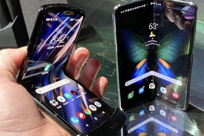 The new Motorola Razr does what no other foldable has
