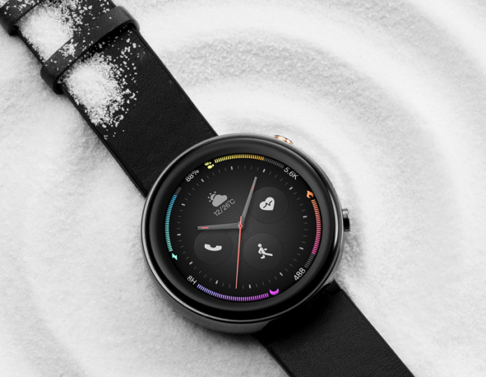 Xiaomi Amazfit Nexo (Verge 2) 4G Smart Watch Phone is selling like wild fire