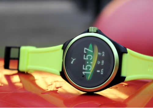 Puma Smartwatch review: A sporty debut marred by Wear OS