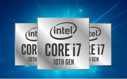 Intel Core i7-10510U vs i7-9750H – the Coffee Lake CPU is much faster and more power-hungry