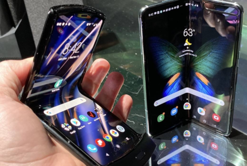 Motorola Razr 2019 screen repair price is surprisingly low