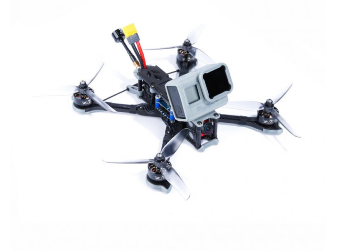 Iflight Nazgul5 review: A perfect Quadcopter which gives you superb high top viewing experience