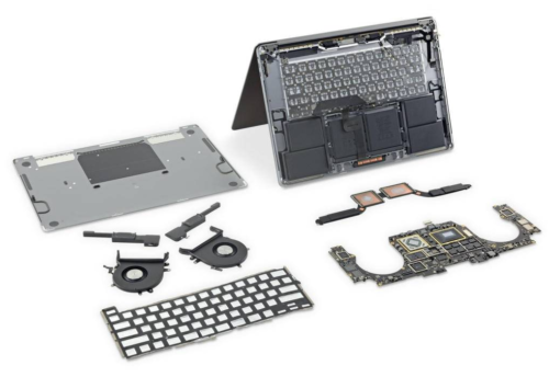 16-inch MacBook Pro still extremely difficult to repair reveals iFixit