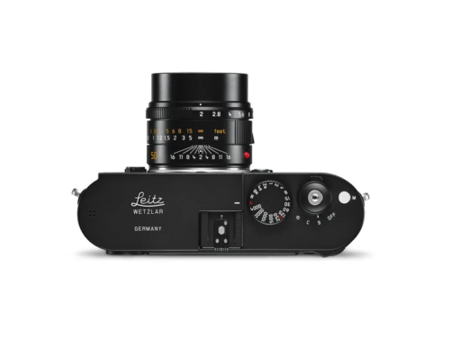 The Limited Edition Leitz Wetzlar Leica M Monochrom Will be Very Rare
