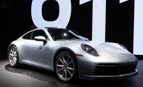 2020 Porsche 911 gives manual fans something to smile about